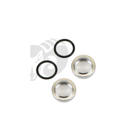 PRELOAD ADJUST NUT + O-RING (2+2)
