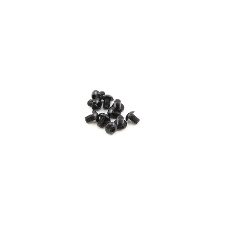 HEX.BUTTONHEAD SCREW M3X4 (10)