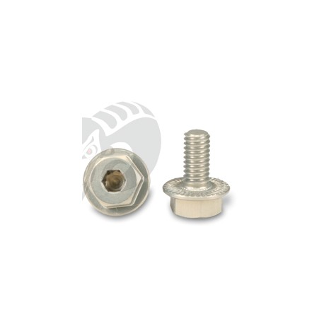 WHEEL BOLT ALUMINIUM (2)