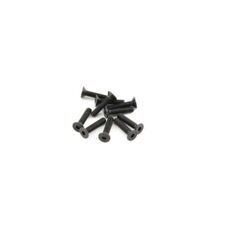 HEX.COUNTERSUNK SCREW M3X14 (10)