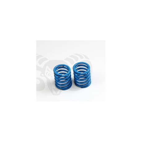 SHOCK SPRING REAR BLUE V8 MEDIUM (2)