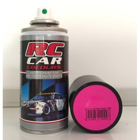 Bombe de peinture pink