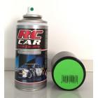 Bombe de peinture fluo green
