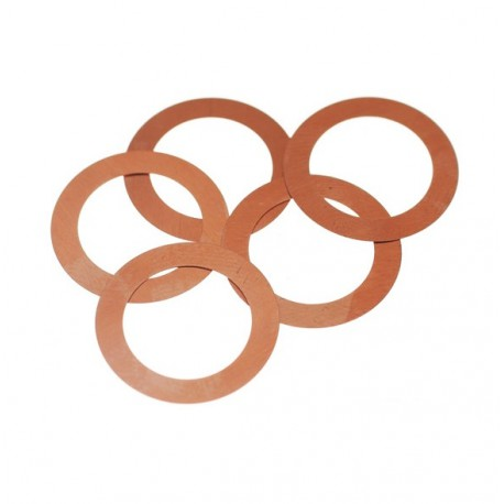 Copper underhead shims 0,10mm