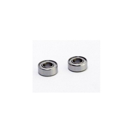 BALL BEARING 6X13X5 2PCS