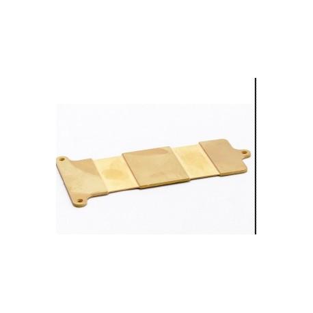 BRASS BATTERY PLATE
