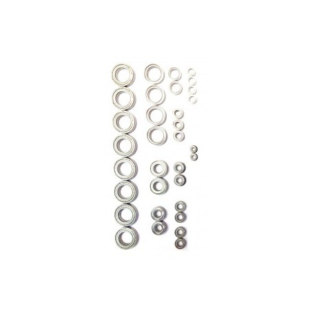 COMPLETE ZZ STEEL BALL BEARING KIT LAB-C802 33PCS