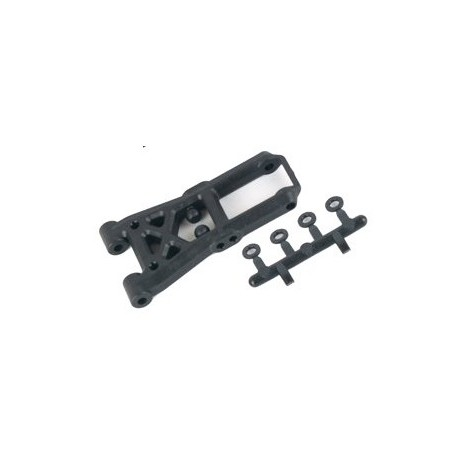 LOW ARM FRONT WITH SHIMS 2PCS