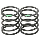 SHOCK SPRINGS BIG BORE 0.28G GREEN 2PCS