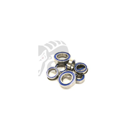 FLANGED CERAMIC BEARING