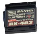 Récepteurs Rx-482 antenne intégrée Sanwa